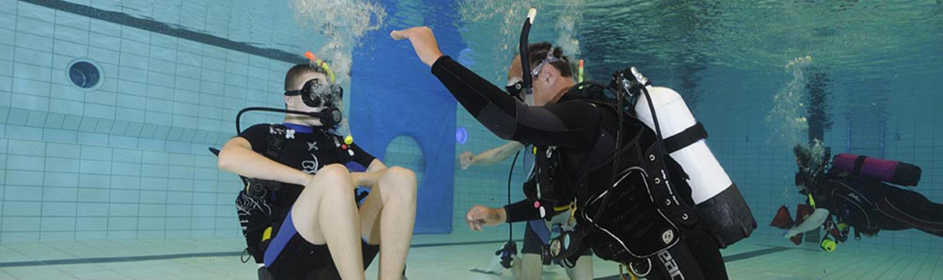 Leren duiken